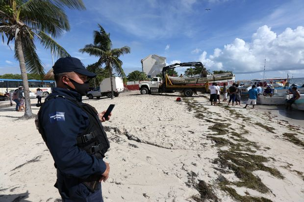 Limited impact of Hurricane Delta allows swift reopening of Mexican Caribbean tourism