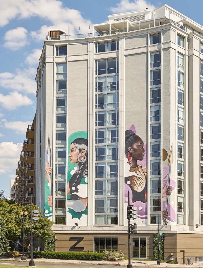 Washingtonis avatakse uus hotell, mis on pühendatud naiste võimestamisele