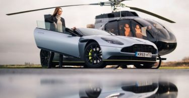 Airbus ACH130 Aston Martin Edition helicopter wins orders across the world