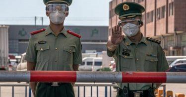 Beijing-myndigheder begrænser nye daglige ankomster til 500 mennesker