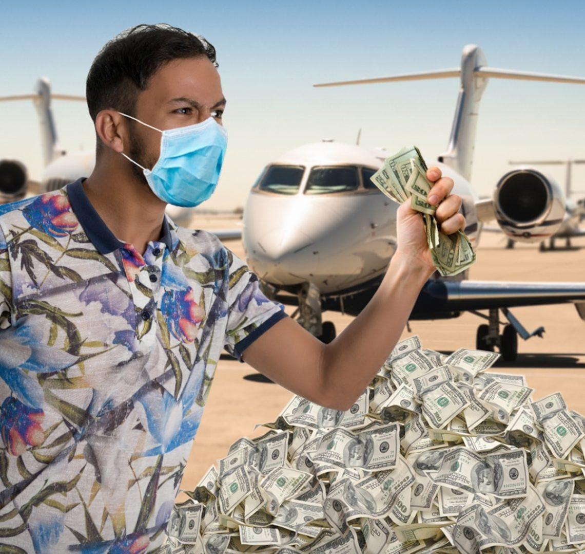 Industri jet peribadi siap untuk pemulihan yang cepat apabila penumpang beralih ke penerbangan peribadi untuk menurunkan risiko COVID-19