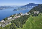 Davos gaan Bürgenstock: World Economic Forum Style