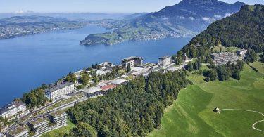Davos shkon Bürgenstock: Stili i Forumit Ekonomik Botëror