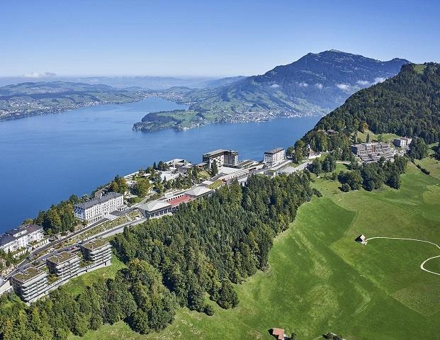 Davos dadi Bürgenstock: Gaya Forum Ekonomi Dunia