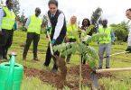 Руанда Коосигийн жуулчны байгууламжийн хөрөнгө оруулагчид