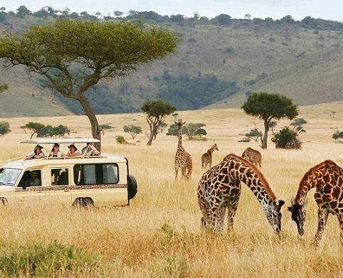 東アフリカ諸国が世界観光の日に集結