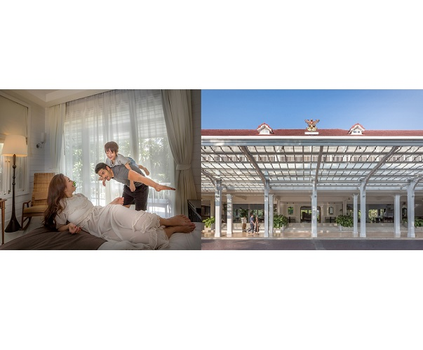Ua lanakila ʻo Centara Grand Hua Hin i ka makana Hotel Family Best ma Asia
