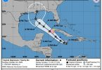 Procellae, Jamaica, Cuba, Cayman Insularam, US Gulf Coast