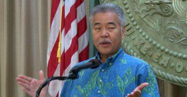 ハワイ州知事イゲが木曜日にハワイツーリズムがオープンすると宣言