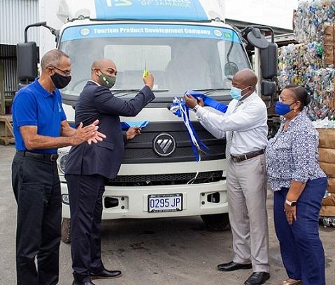 Produkt cestovního ruchu na zachování cestovního ruchu na Jamajce