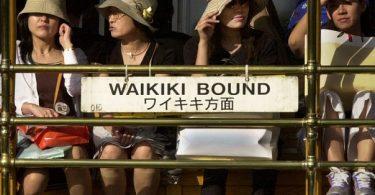 Havajsko-japonské předcestovní testování jde vpřed