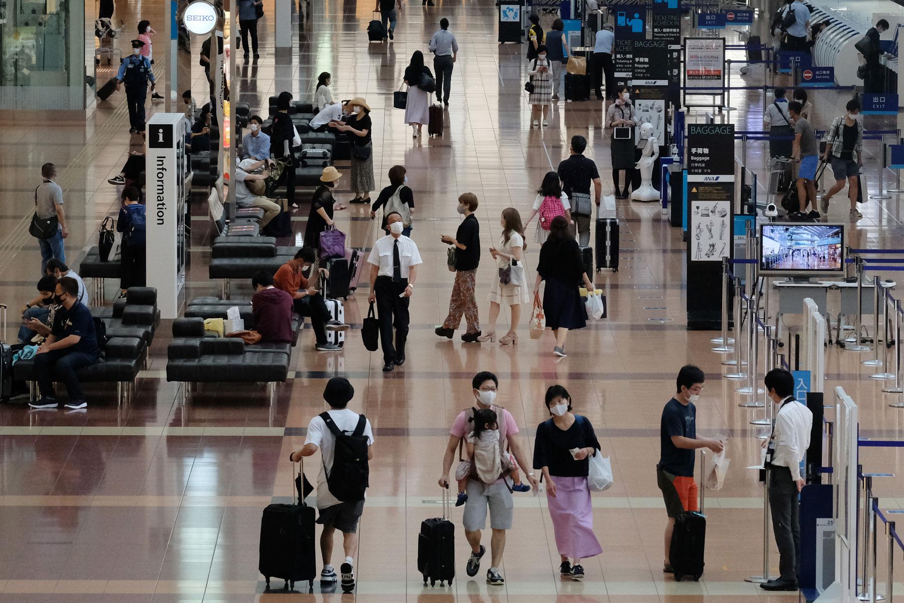 Japan – Hawaii, and Hawaii -Japan Travel Bubbles