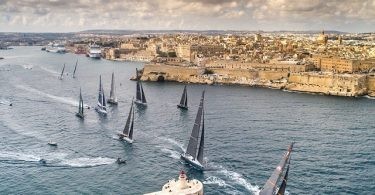 Malta to Host 41st Edition of the Rolex Middle Sea Race