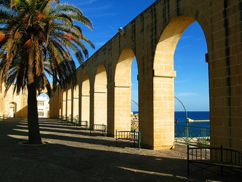 Malta Capital Valletta: Top 5 World Best Small Cities Award