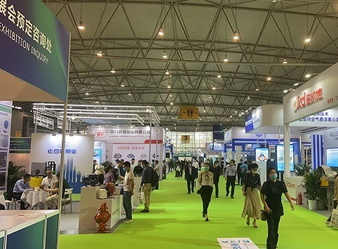 China Holds First Live Green Event Since COVID-19
