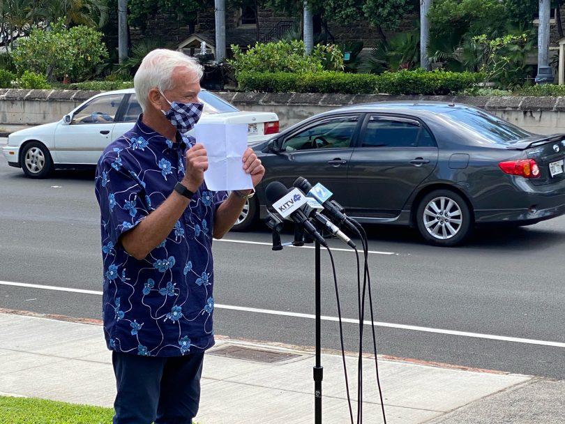 ハワイは本当に15月XNUMX日に訪問者のために開かれますか? ホノルル市長カーク・コールドウェルがオアフ島観光についての洞察を提供します