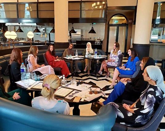 Forum Face-to-Face Pertama ing antarane Teluk, Wanita Israel sing Paling Enak