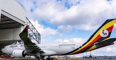 Kamfanin Jirgin Sama na Uganda ya Fitar da Sabon A330neo