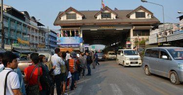 Thailand e tiisa taolo ea moeli oa Myanmar ka lebaka la COVID-19