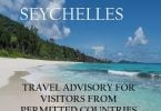 Besoekers se reisadvies vir owerhede in Seychelle