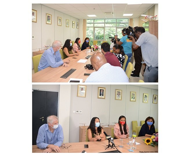 Seychelles Tourism Stakeholders Launch Tourism Wi