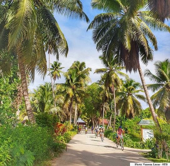 Seišelu salas, kas uzņem ceļotājus no Āfrikas valstīm