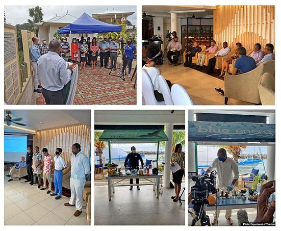 """Ipinagdiriwang ng Seychelles Festival ang """"Turismo Bumalik na May Kumpiyansa"""""""