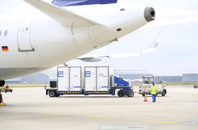 Fraport proširuje flotu transportera s kontrolom temperature u zračnoj luci u Frankfurtu