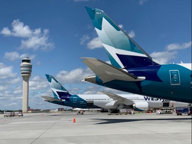 WestJet anuncia o início do teste de quarentena baseado em Alberta