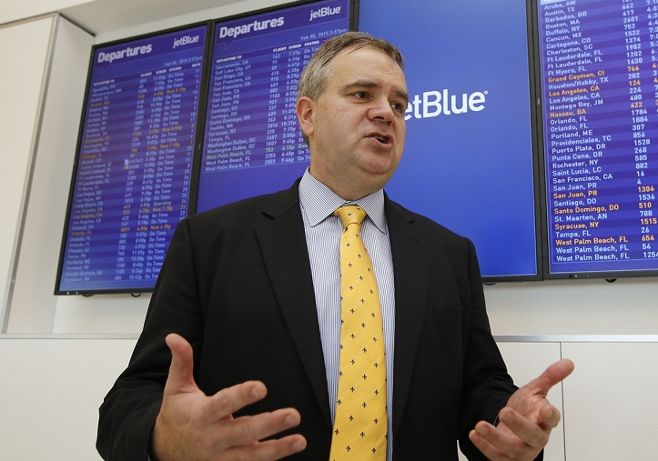 JetBlue still on track for London 2021 routes