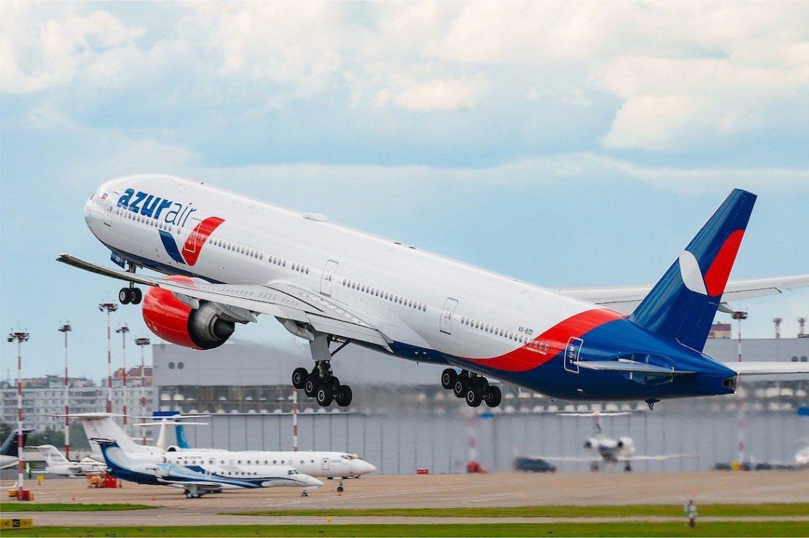 Russian Azur Air lança voos para as Maldivas