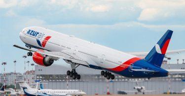 Russian Azur Air startet Flüge auf den Malediven