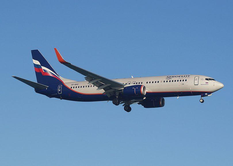 Aeroflot dia manohy ny sidina Sipra fa mbola tsy raisin'ireo mpizahatany Rosiana