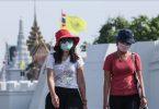 Taizeme paziņo par jauniem iebraukšanas noteikumiem ārvalstu tūristiem