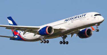 آئروفلوت روسی پروازهای خود را به نیس ، فرانسه از سر گرفت