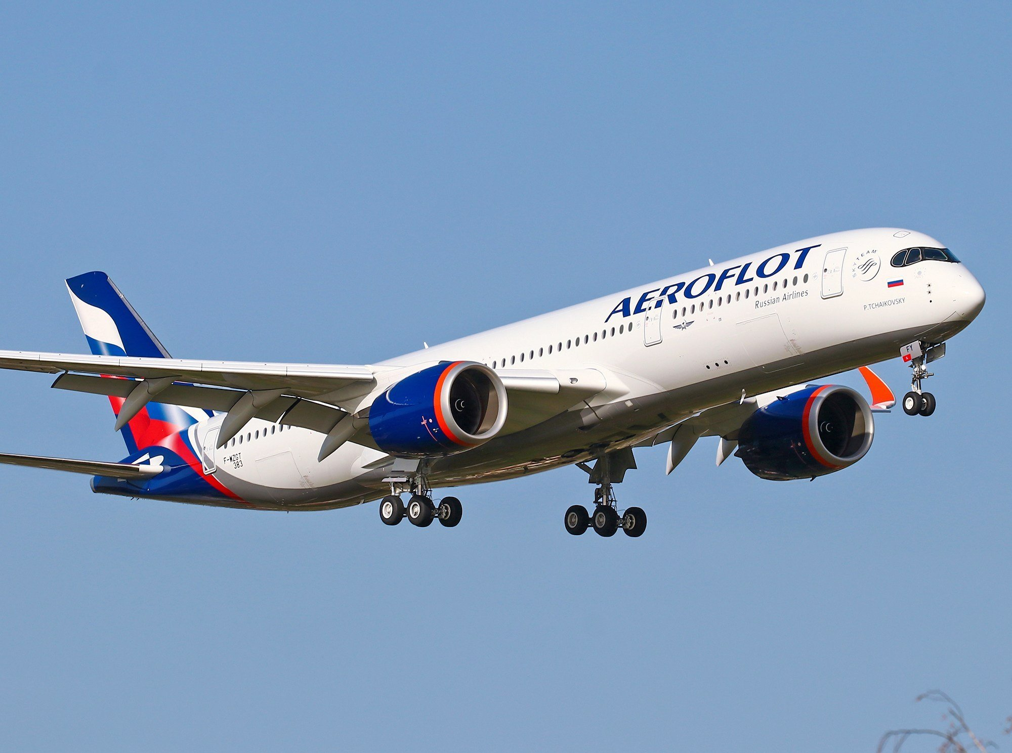 Russian Aeroflot resumes flights to Nice, France