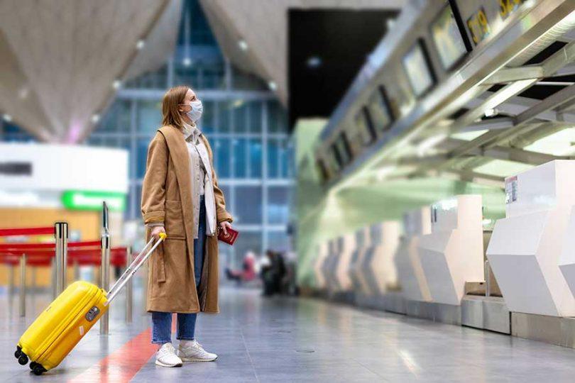 ARC: US travel agency air ticket still down