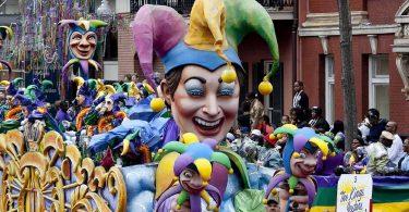 ニューオーリンズ:パレードはありませんが、2021年のマルディグラはキャンセルされませんでした