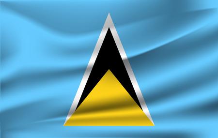 सेंट लूसिया की सरकार पर्यटन लेवी लागू करती है