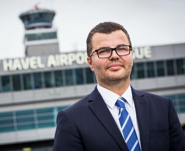 Ο Διευθύνων Σύμβουλος του Αεροδρομίου της Πράγας εξελέγη Μέλος του Διοικητικού Συμβουλίου του Συμβουλίου Διεθνών Αεροδρομίων
