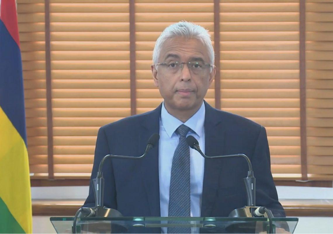 يدعو رئيس وزراء موريشيوس إلى التوزيع العادل للقاحات COVID-19 دوليًا