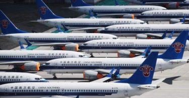 چین 737 MAX را علیرغم تصویب FAA زمین گیر نگه می دارد