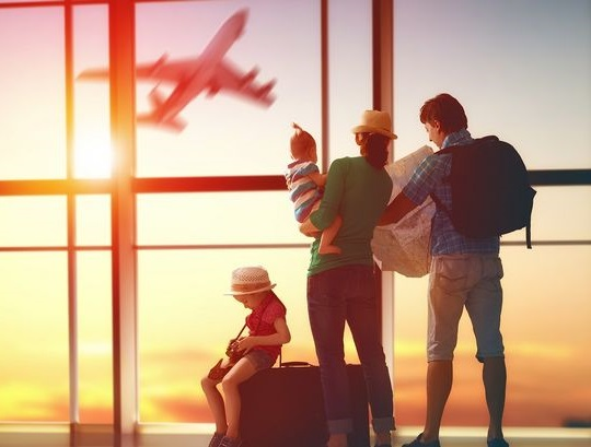 Viajar en el futuro con la familia es una prioridad para los estadounidenses