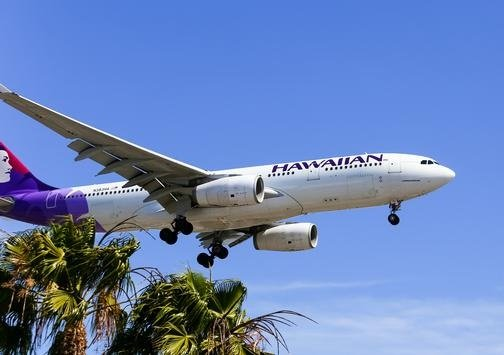 Hawaiian Airlines starts pre-travel COVID-19 testing in Los Angeles, Las Vegas, Portland and Seattle