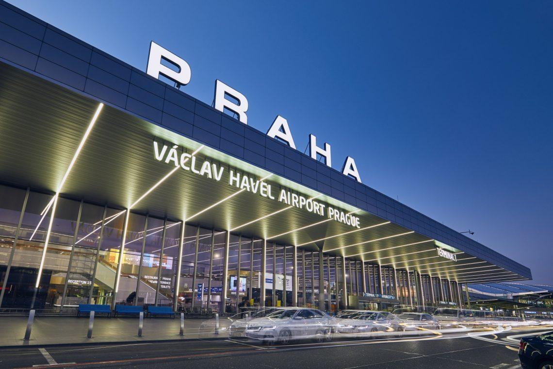 De lofthaven fan Praach krijt ACI Airport Health Accreditation