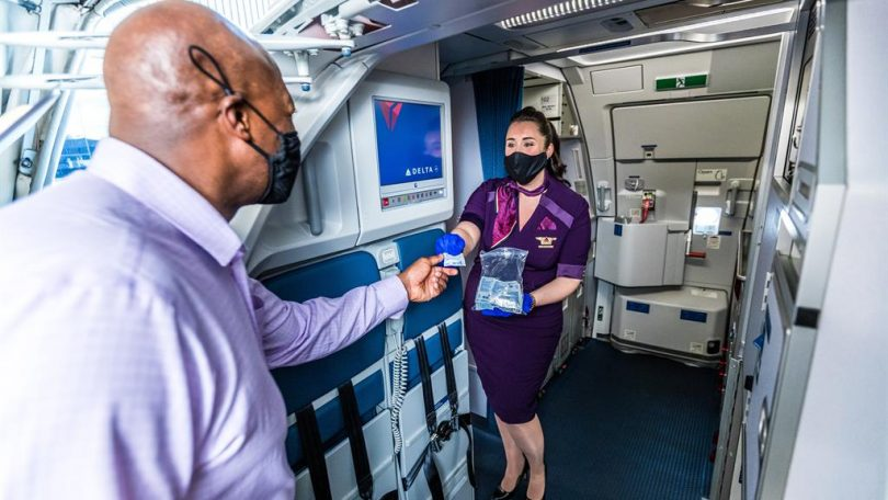 Delta to launch first quarantine-free, COVID-free travel to Europe