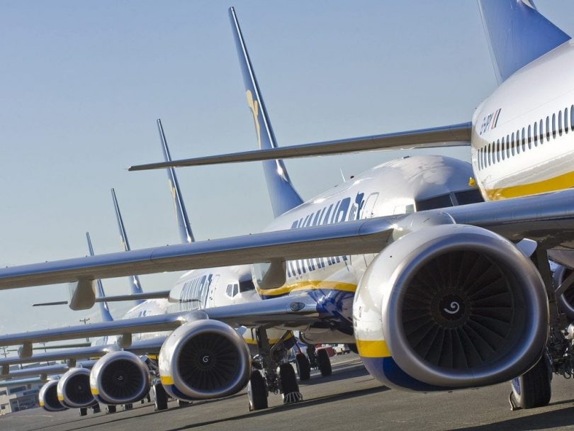 Global aviation industry agrees vital slot use relief