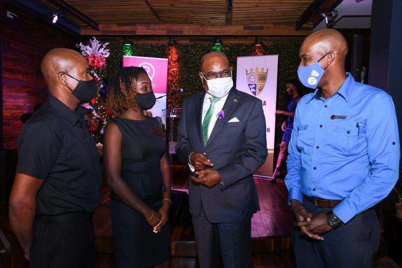Minister Bartlett lauds JHTA's COVID-19 Ambassador Program