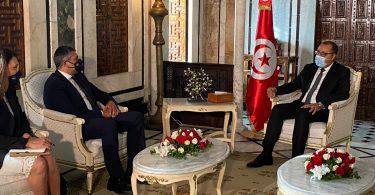 UNWTO 고위급 튀니지 방문의 투자 및 교육 초점