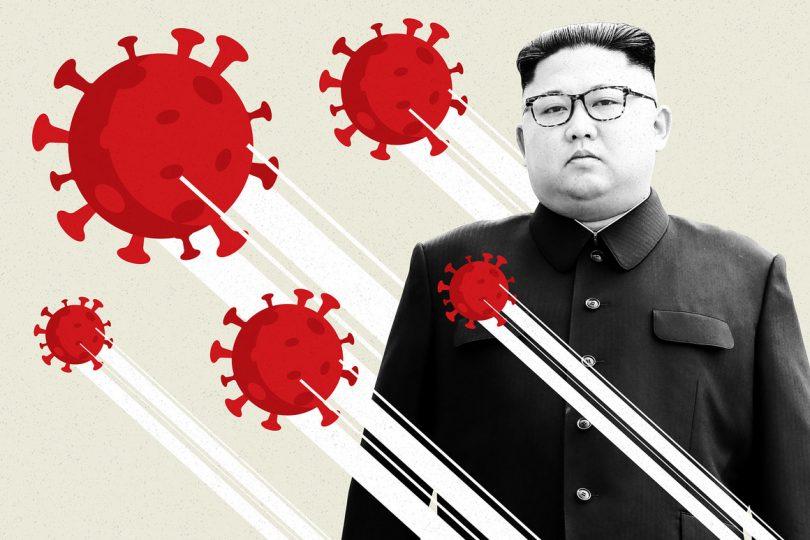 COVID-19 v Severní Koreji: Popravy, zablokování hlavního města, zákaz rybolovu